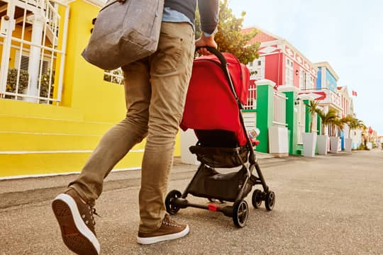 Strollers from 6 months